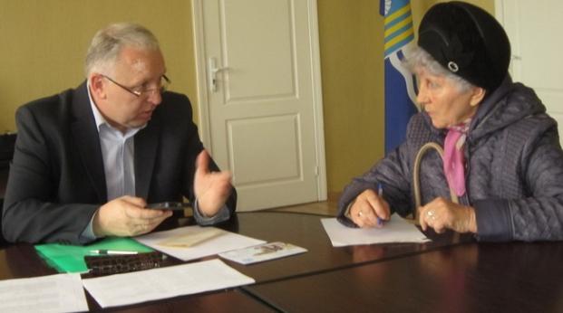 Прием граждан в г.Новолукомле